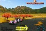 3d carro de luxo corridas