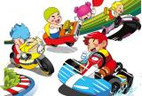 """Cartoon Kart"" dėlionė"