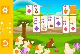 Classical Solitaire (Easter Theme)