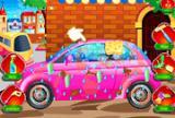 Garbitu My New Pink Car