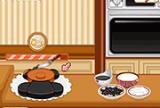 Kuhanje Frenzy: Panda Cake