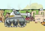 Noro avanturo tank