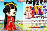 Cute Japanese Princess