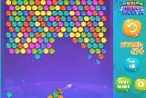 Szórakoztató játék Bubble Shooter