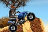 Offroad atv thunter