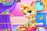 De Rapunzel Palace Mascotas: Sum