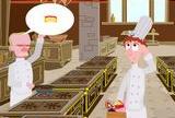 Ratatouille kuhinja