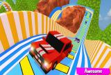 RC Low Polly Toy Car Game
