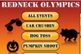 Olympics pescozo vermello seguro