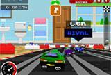 3D Retro Racers